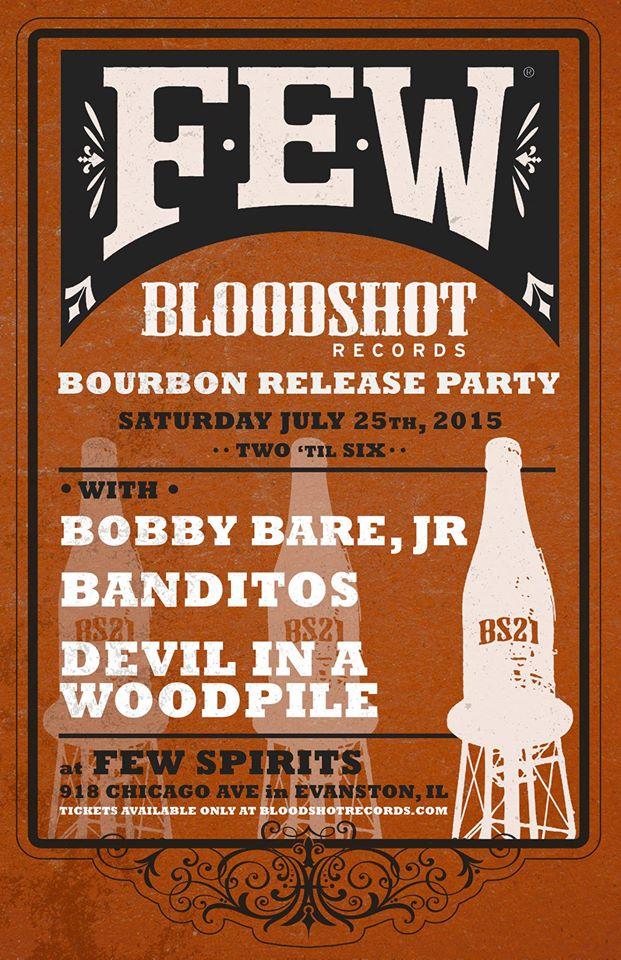 BLOODSHOT RECORDS 21st Birthday Party