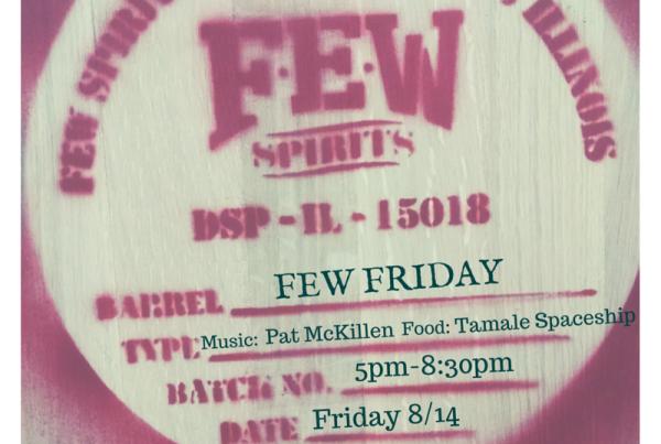 FEW Friday - August