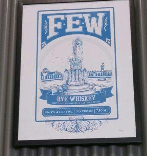 Rye Whiskey Poster