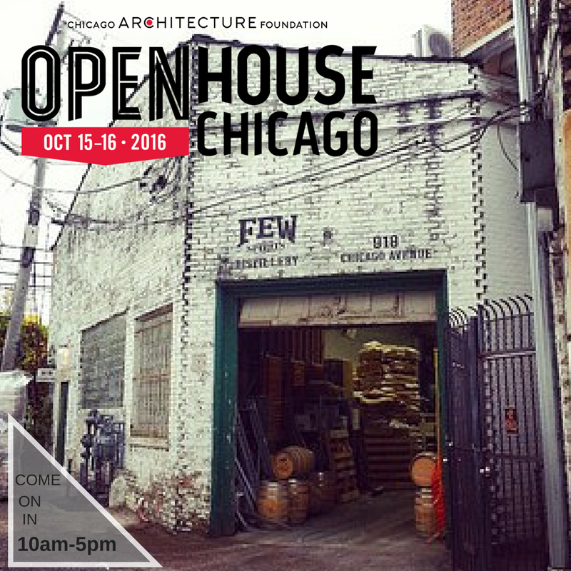 OPEN HOUSE CHICAGO 2016