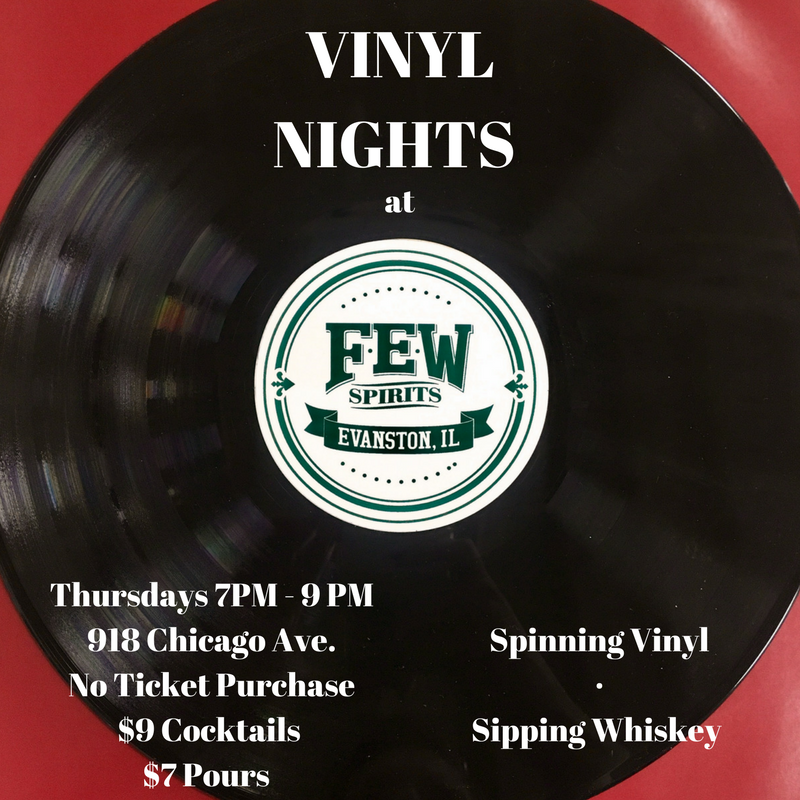 Vinyl Nights Cocktail Hours