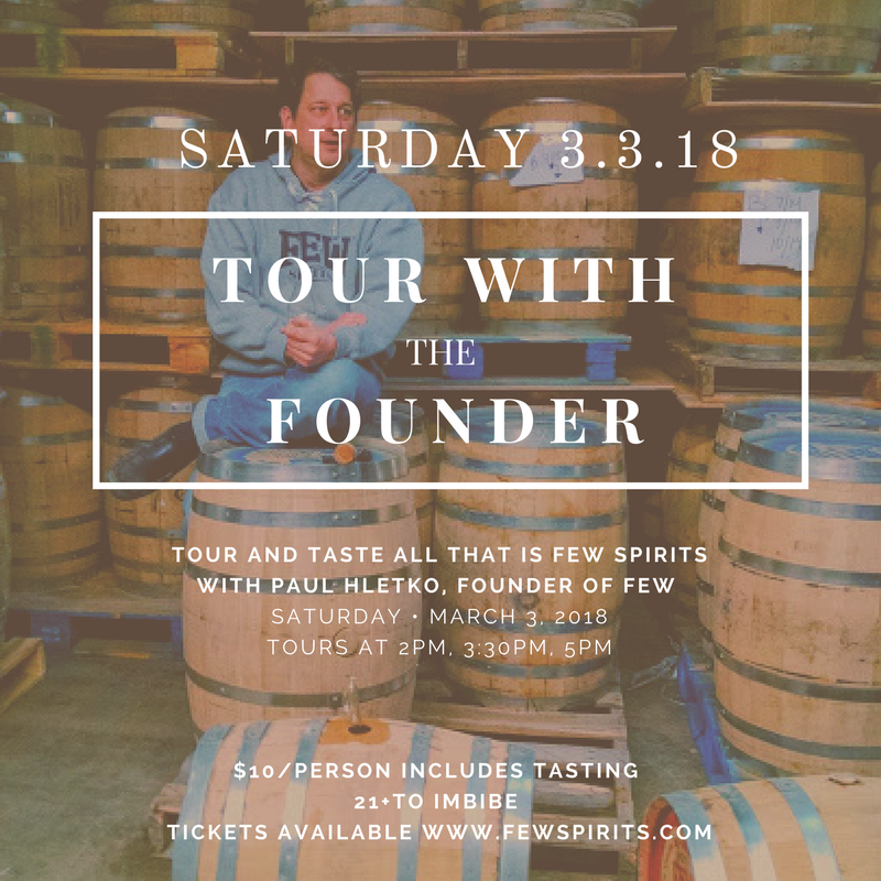 TOUR WITH THE FOUNDER