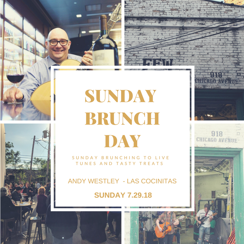 SUNDAY BRUNCH DAY – JULY 29th