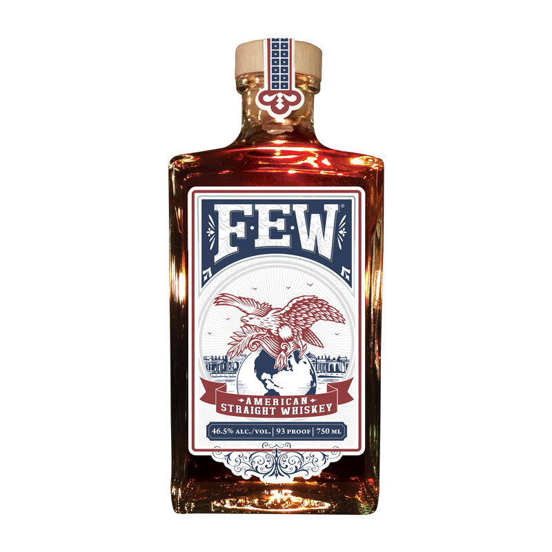 Straight American Whiskey