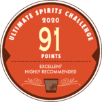 91 points FEW American Whiskey