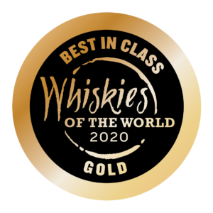 Whiskies of the World 2020 Gold Best in Class FEW Cold Cut