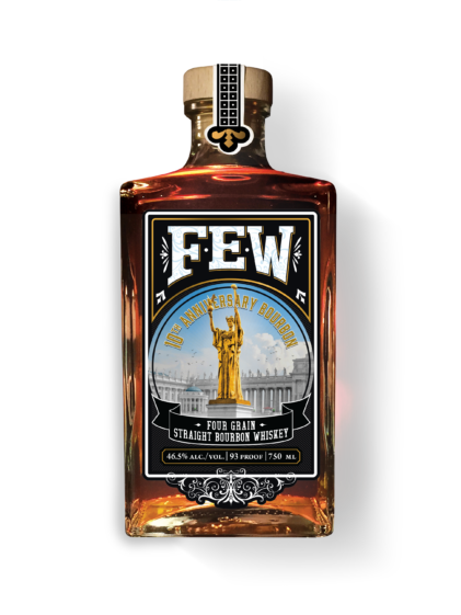 FEW 10th Anniversary Bourbon